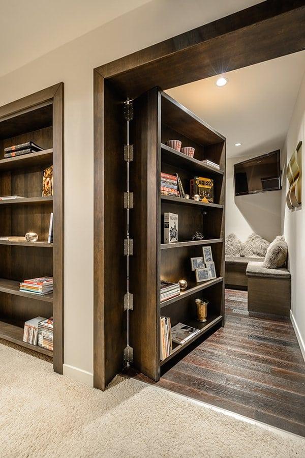 home improvements secret room