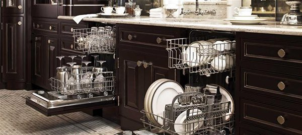 home improvements two dishwashers