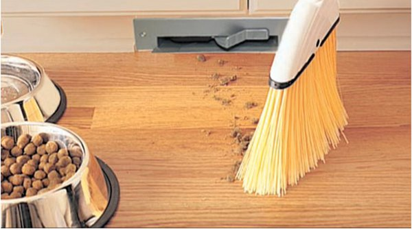 home improvements vaccum baseboards