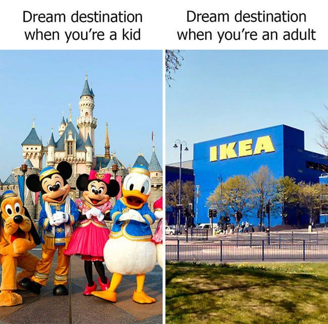 ikea jokes disney