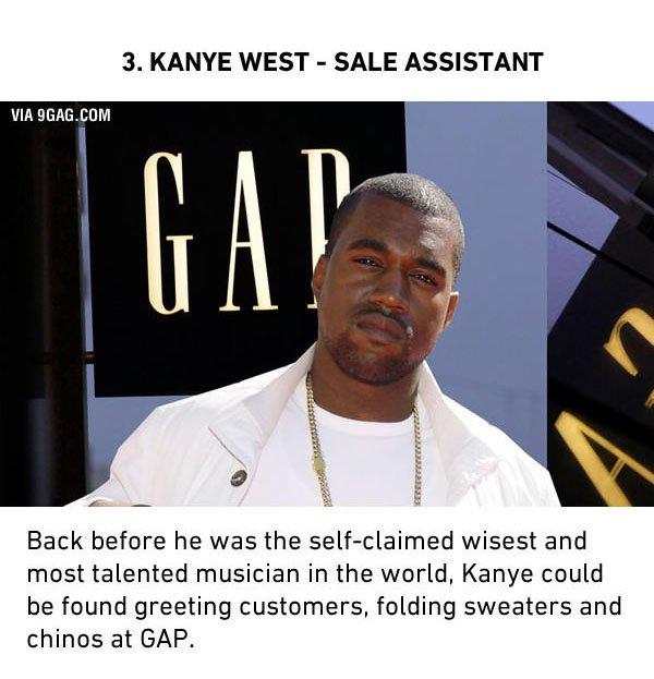 kanye west sale assistant