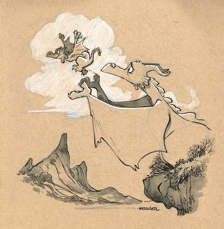 kesinger dragon seru the maternal
