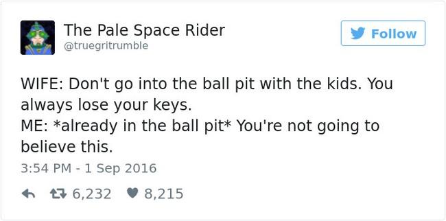 keys tweet