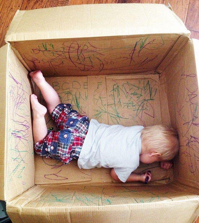 kid doodle box