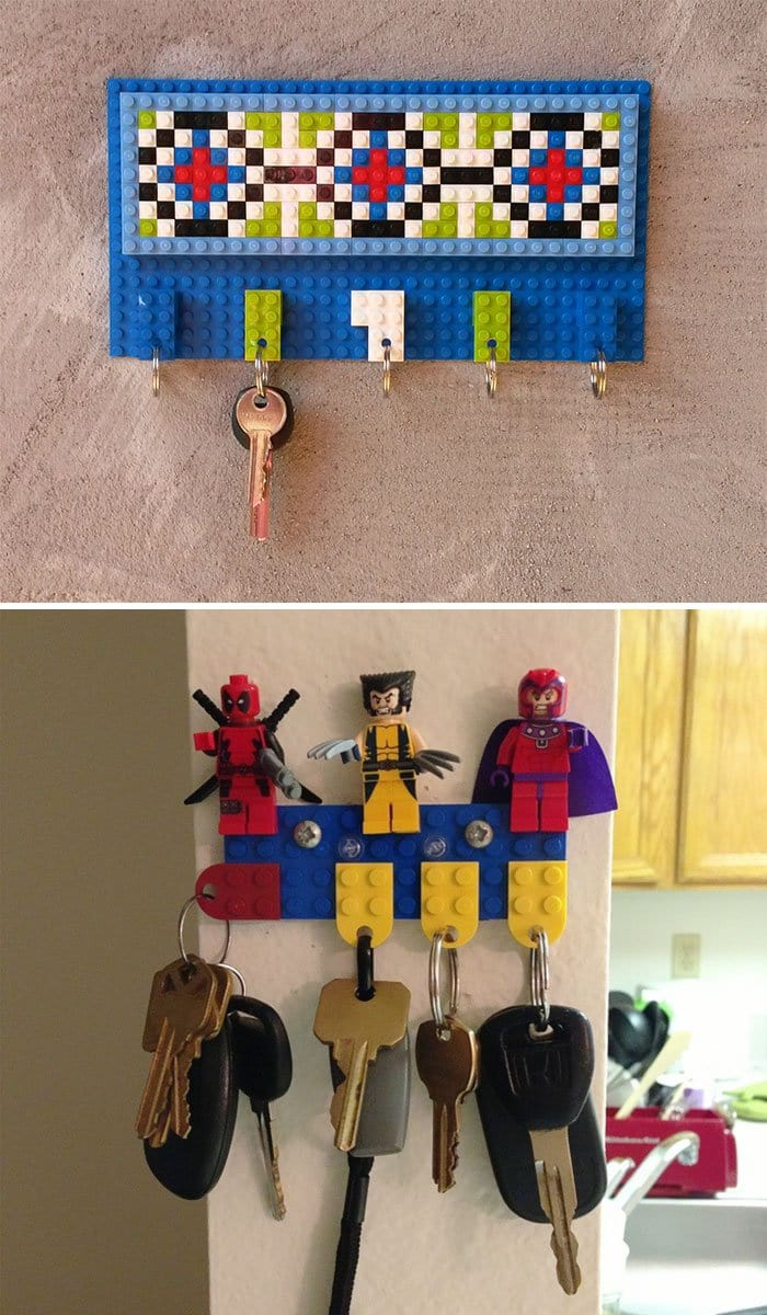 lego key keeper