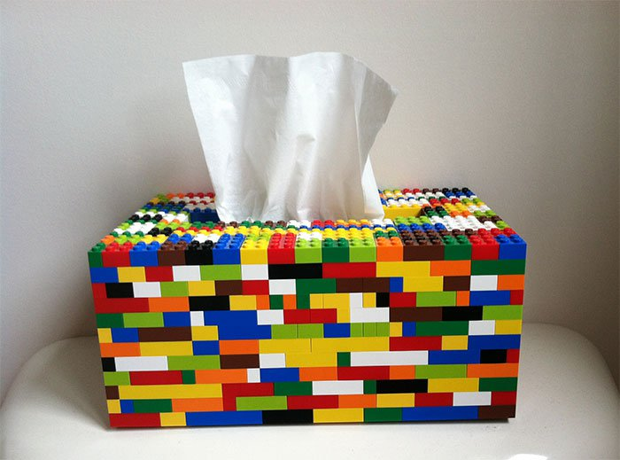 Genius Ways To Use Lego That Never Crossed Your Mind Before