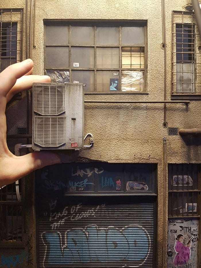 miniature-architecture-joshua-smith fans