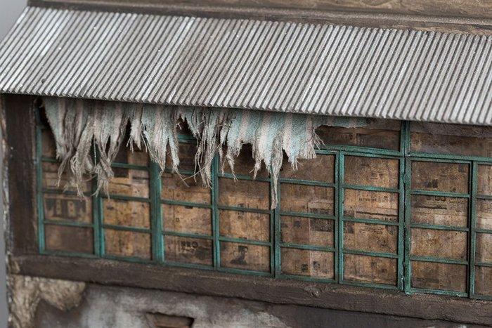 miniature-architecture-joshua-smith newspaper windwos