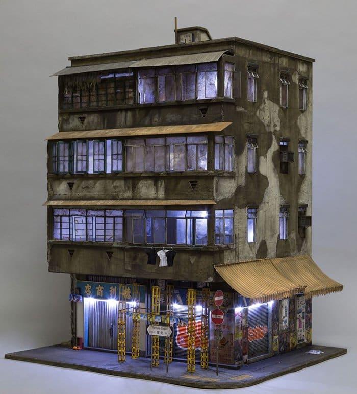 miniature-architecture-joshua-smith urban
