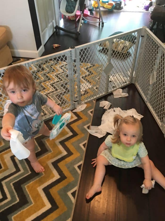mom realities cleaning with wipes