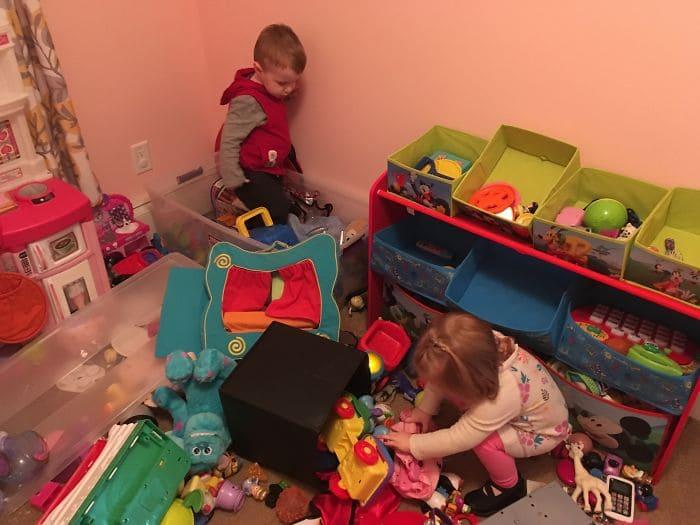 mom realities playroom