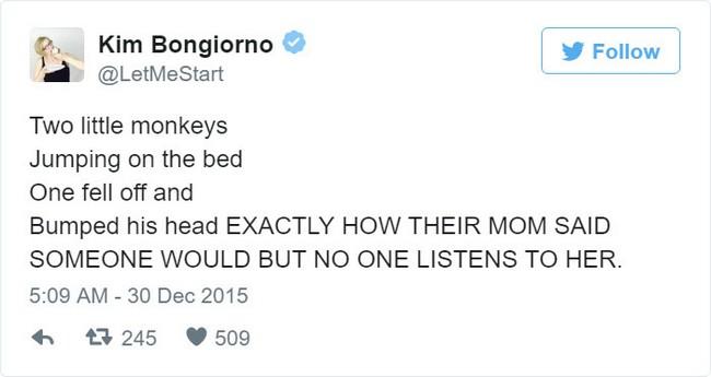 monkey tweet