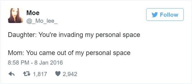 personal space tweet