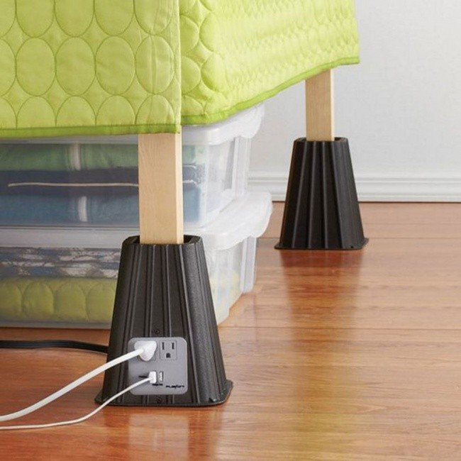 power point bed legs