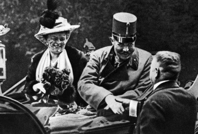 rare historical photographs archduke franz ferdinand
