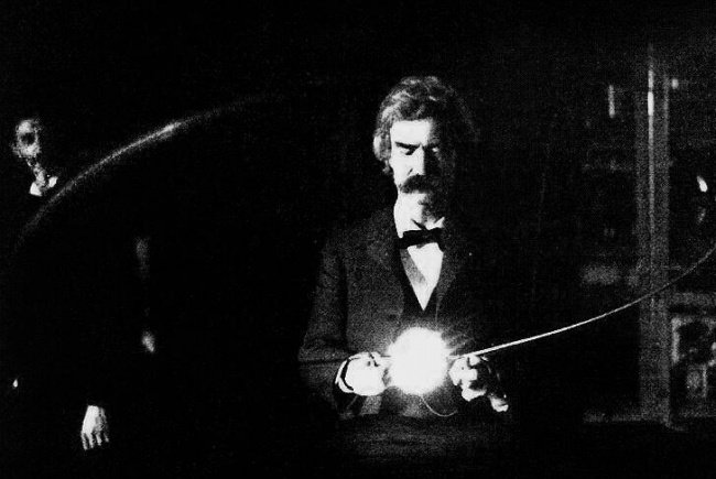 rare historical photographs mark twain