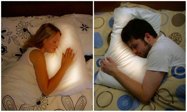 sensor pillows