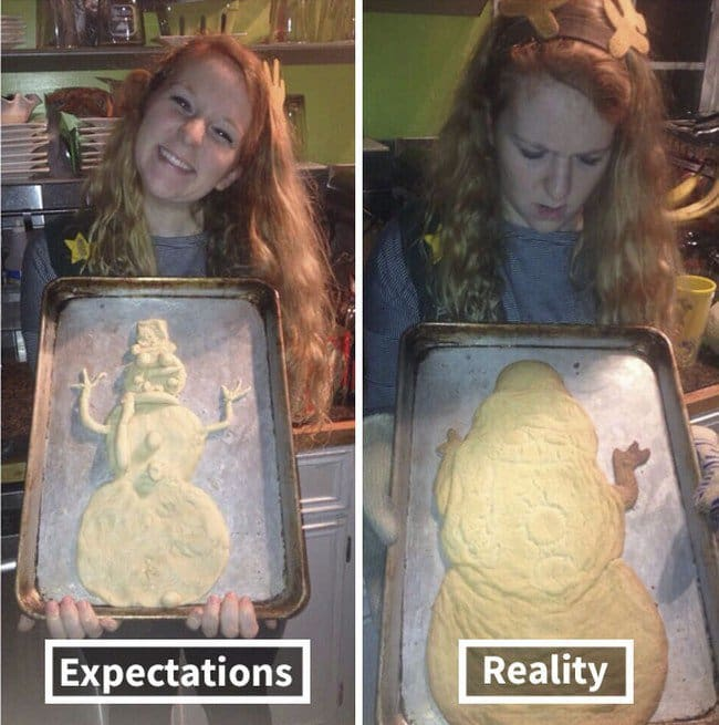snowman expectations