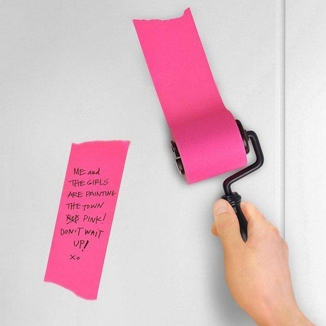sticky note roll