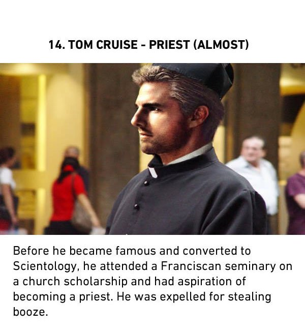tom cruise priest