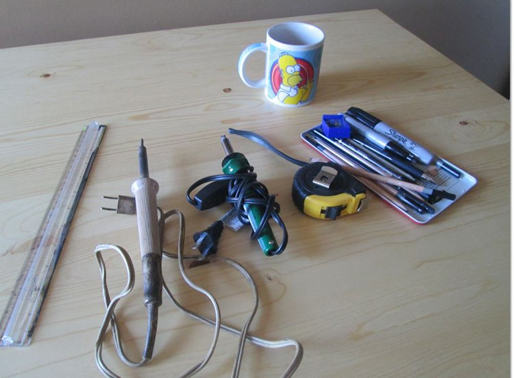 tools you will need for monopoly table