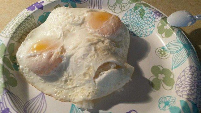 ugly eggs