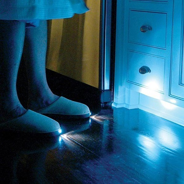 unique inventions led slippers