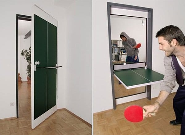 unique inventions ping door