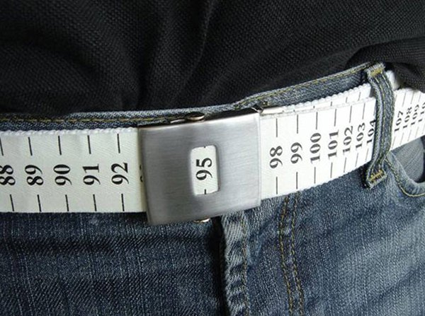 unique inventions weight watching belt