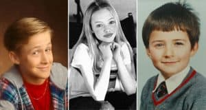 Celebrity Childhood Photos