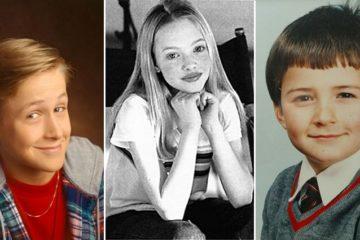 Celebrity Childhood Photos