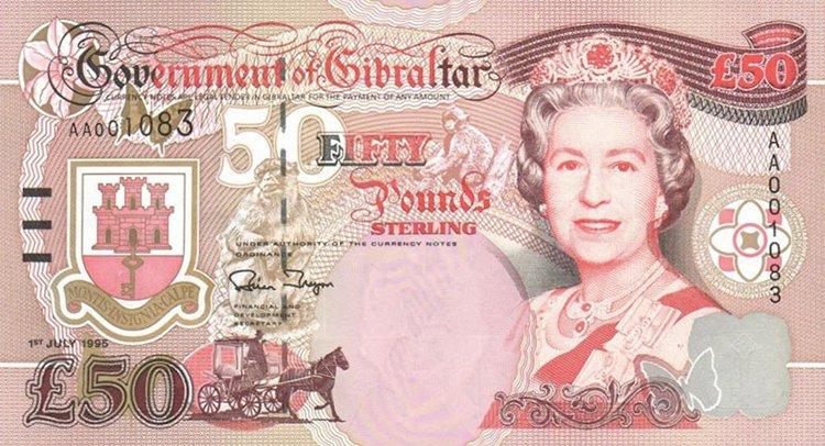 Queen Elizabeth aged 66 gibraltar