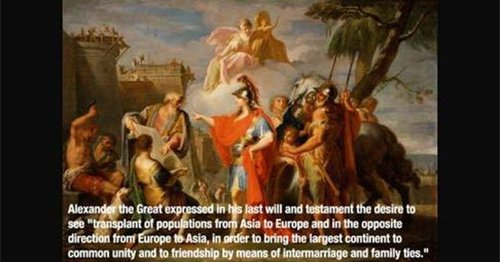 alexander the great fact