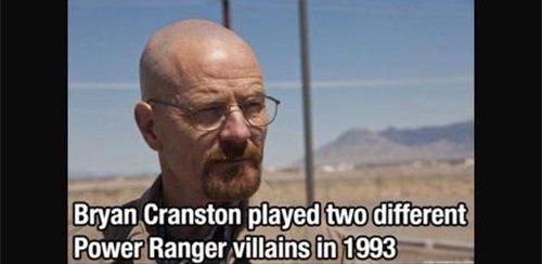 bryan cranston power rangers villain fact