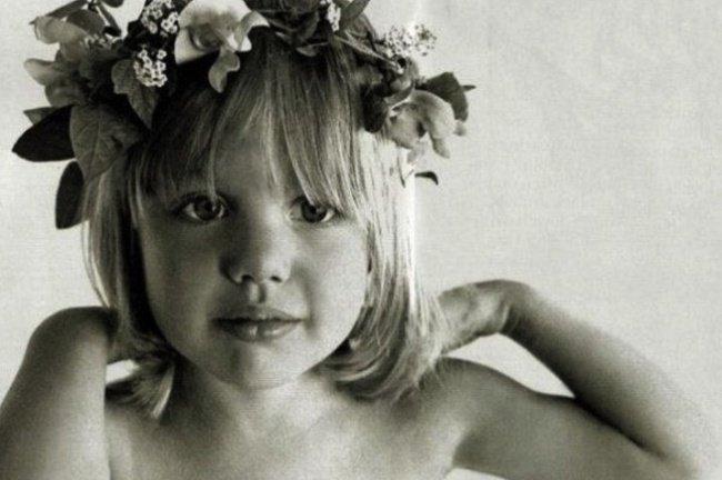 celeb child photos angelina jolie