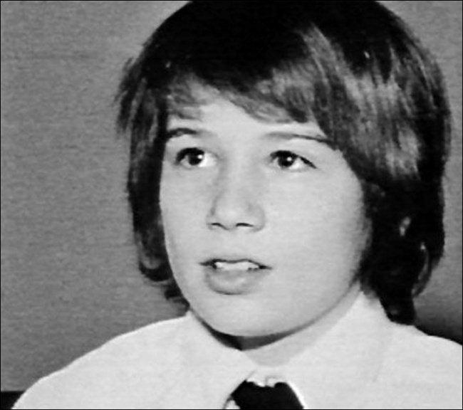 celeb child photos david duchovny