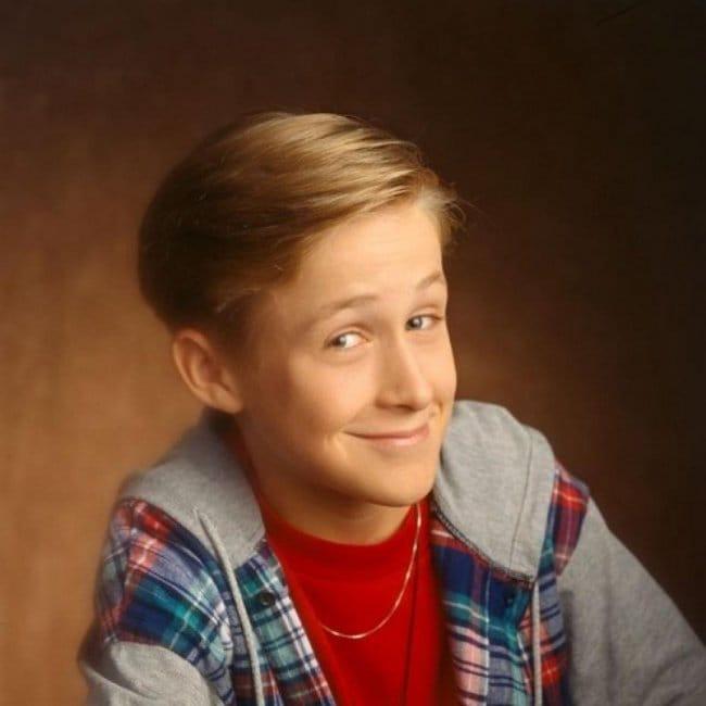 celeb child photos ryan gosling