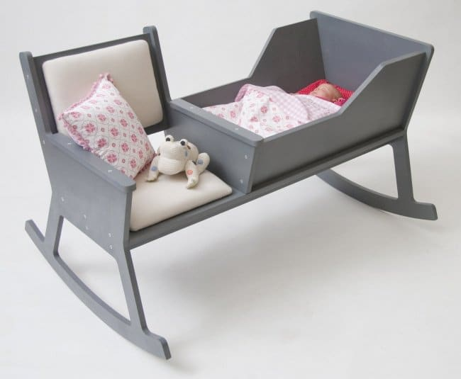 crib and rocking chair in onecrib and rocking chair in one