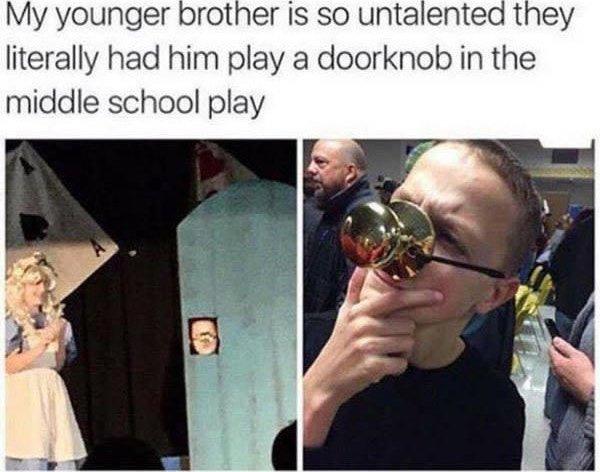doorknob-acting