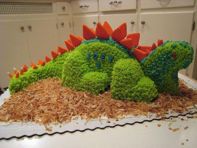funny pinterest fails dinosaur cake