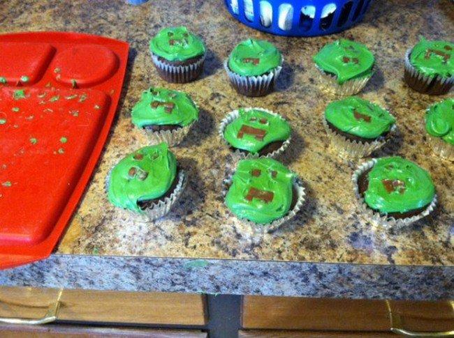 funny pinterest fails pixel cupcakes fail
