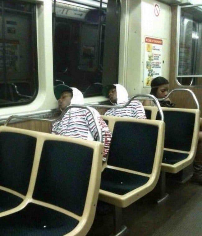 matrix glitches twins sleeping