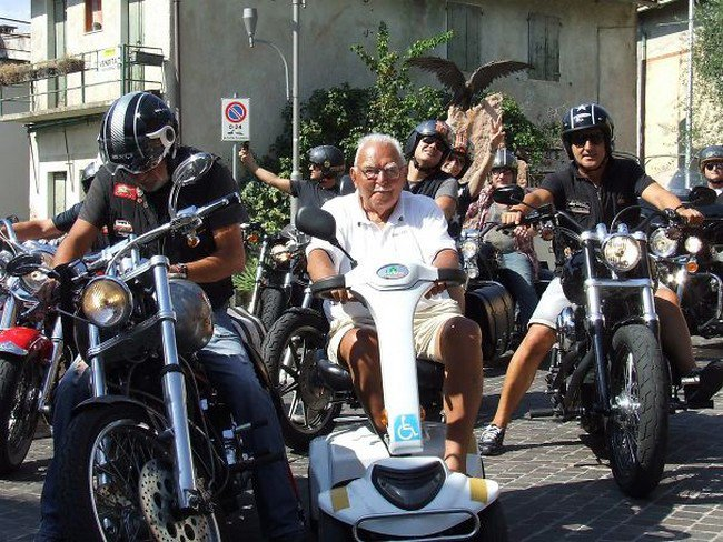 people who dont care grandpa hells angels