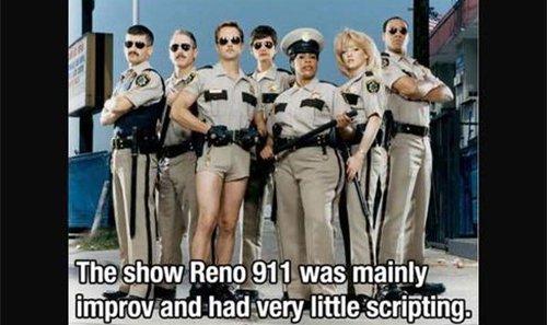 reno 911 fact