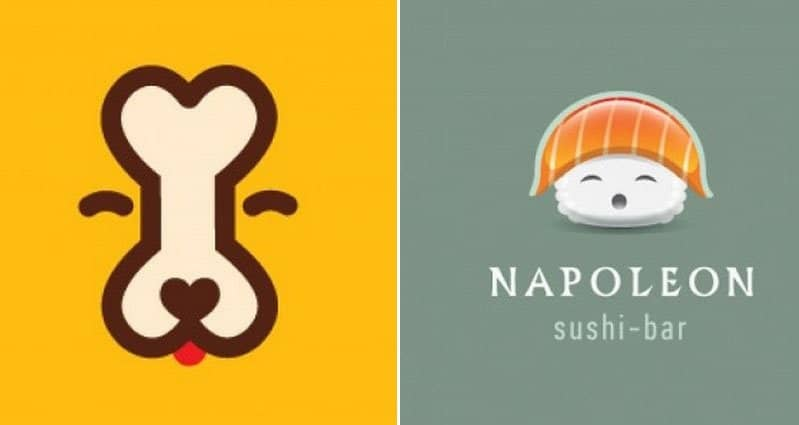 self explanatory creative logos