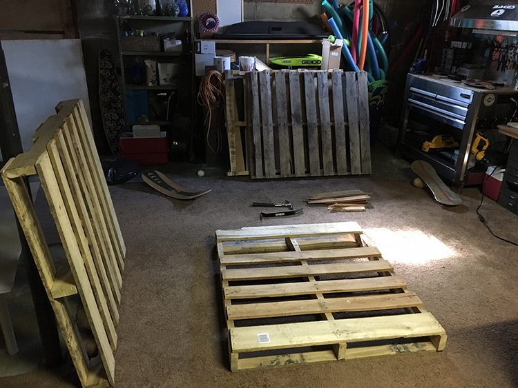 source some good pallets