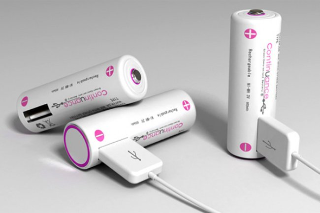useful inventions USB batteries