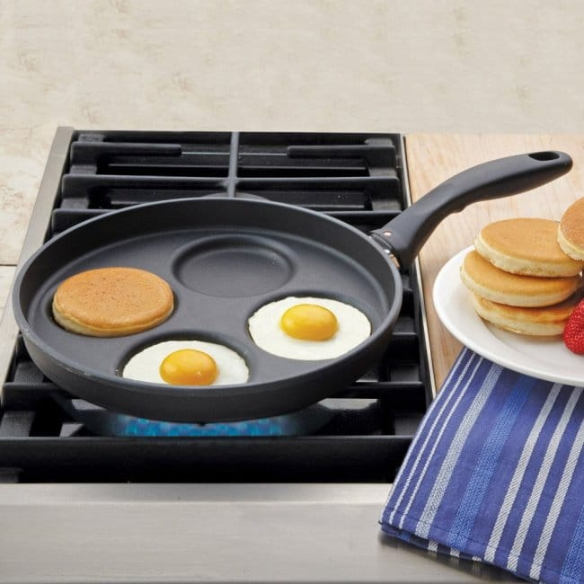useful inventions cooking pan with holes