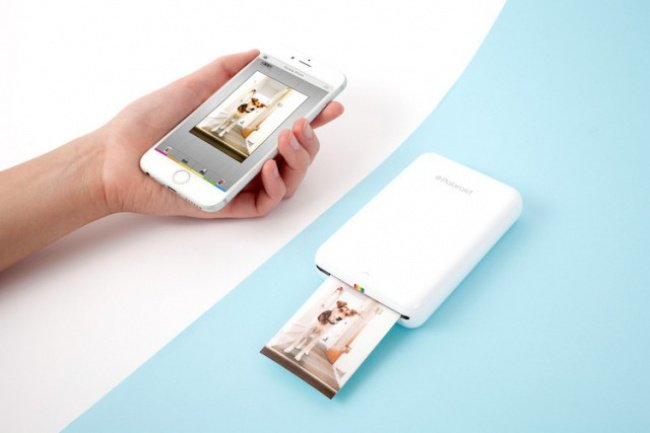useful inventions pocket printer