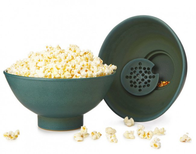 useful inventions popcorn bowl